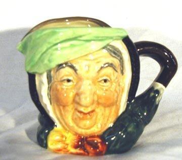 1012: Royal Doulton Sarief Gump Toby Mug