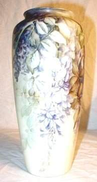 Rosenthal Hand Painted Vase