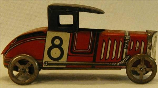 1003: Tin Race Car