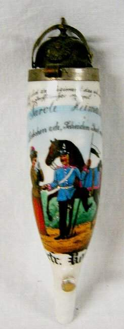 Military Prussian Pipe