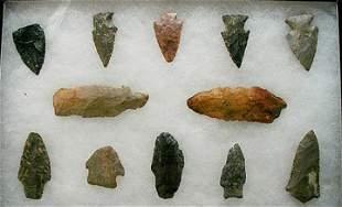 Frame of Arrowheads
