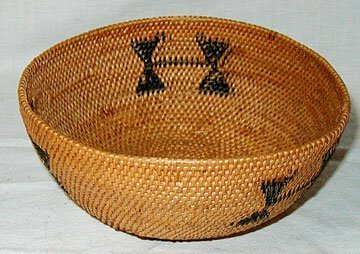 3011: Indian Grass Basket