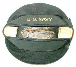 WWI US Navy Hat