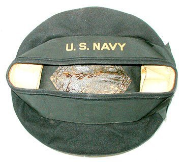 3020: WWI US Navy Hat