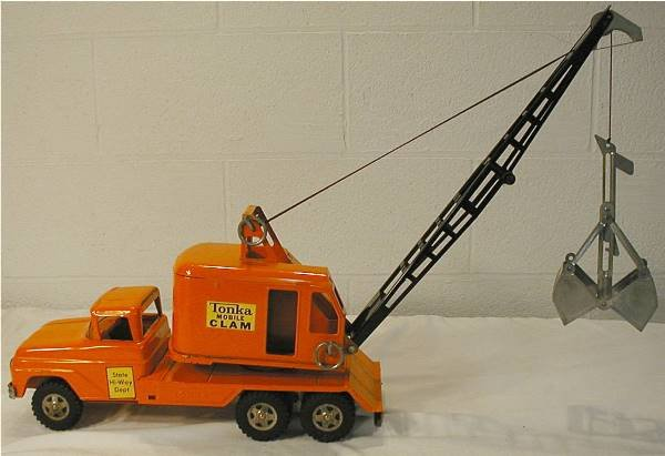 2010: Tonka Mobile Clam Truck, Excellent Condition