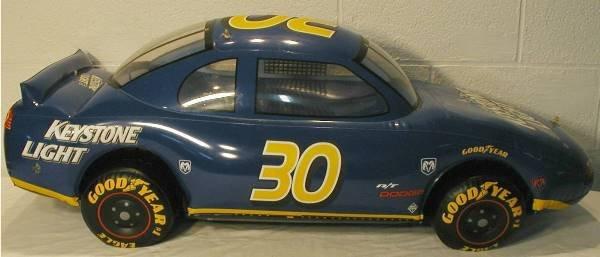 2154: Coors Keystone Light Inflatable NASCAR Bar Sign C - 3