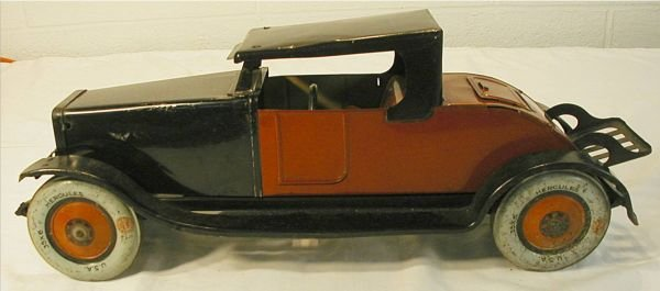 """2163: Chein Hercules Roadster. 18"""" Long, Excellent Con"""
