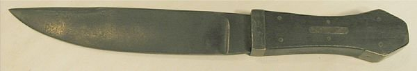 3082: Coffin Style Bowie Knife 14 Long