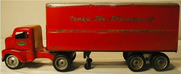 1022: 1949 Tonka Toy Transport