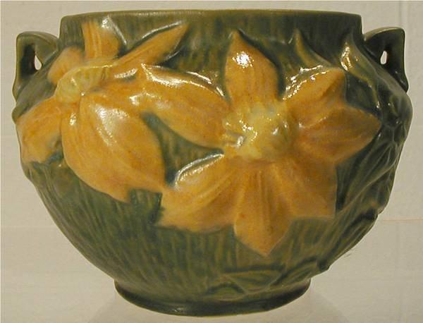 2004: Roseville 667-4 Clematis Jardiniere
