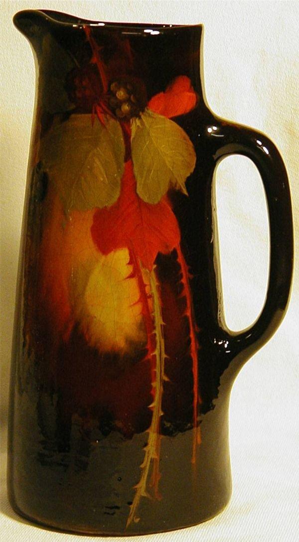 "2003: Weller Aurelian 11"" Vase, Excellent Condition"