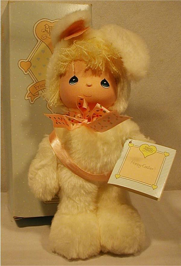 "3012: Precious Moments 1989 Easter Edition 11"" Doll"