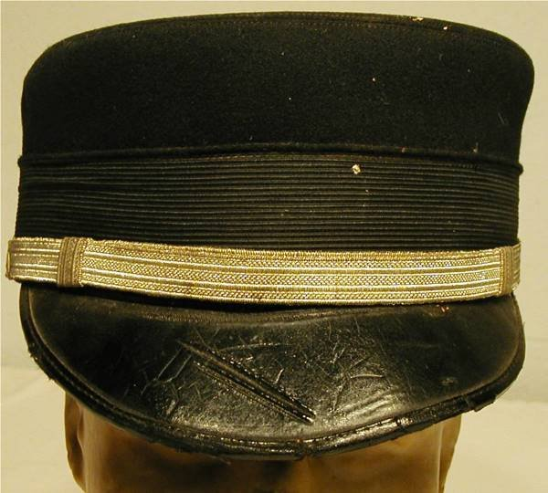 4020: US Model 1902 Hat with GAR Buttons
