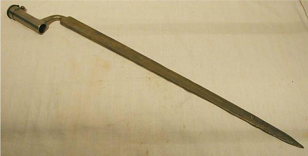 4064: Brown Bess Revolutionary War Bayonet - 3