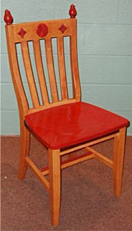 1003: Contemporary Arts & Craft Chair