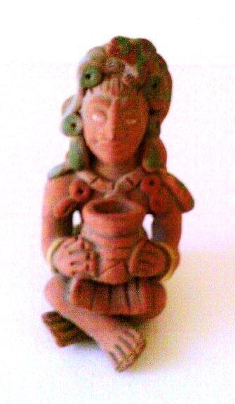 Pre-Columbian Sculpture