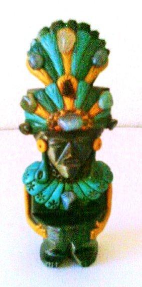 Mayan Scupture