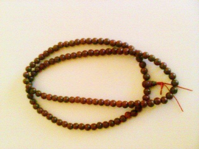 Aloeswood Prayer Beads