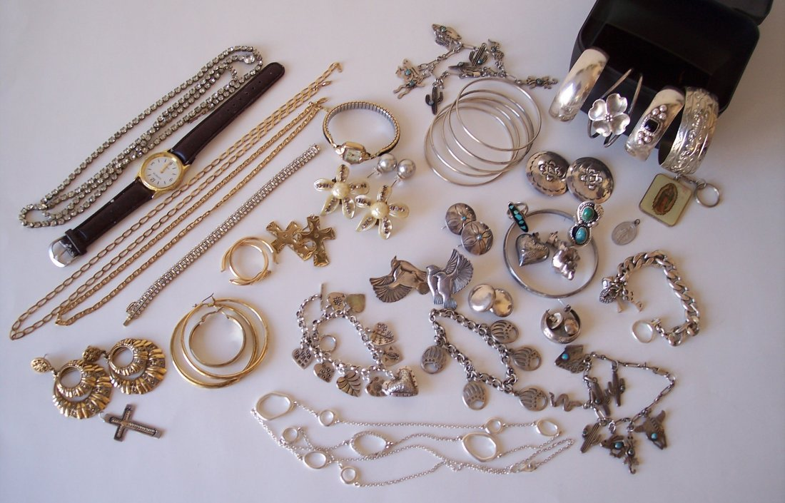 Large Collection of Jewelry