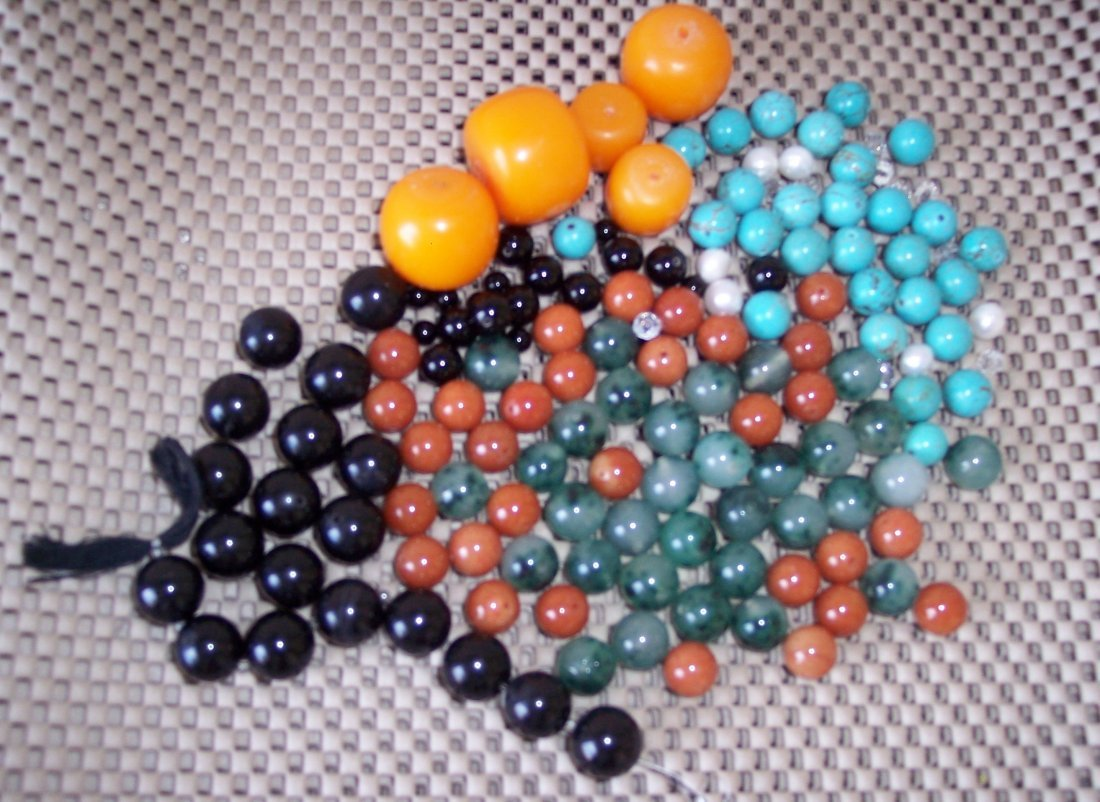 Group of Beads