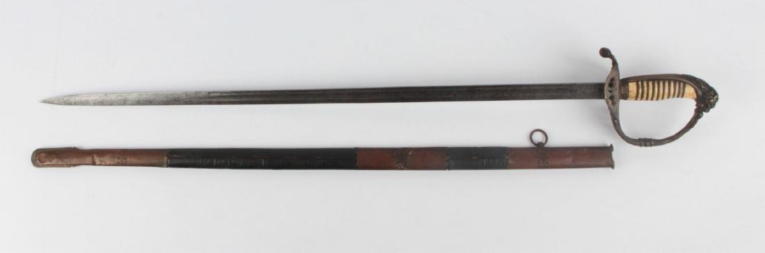 A Sword of Turkish High Rank Navy Officer - 2