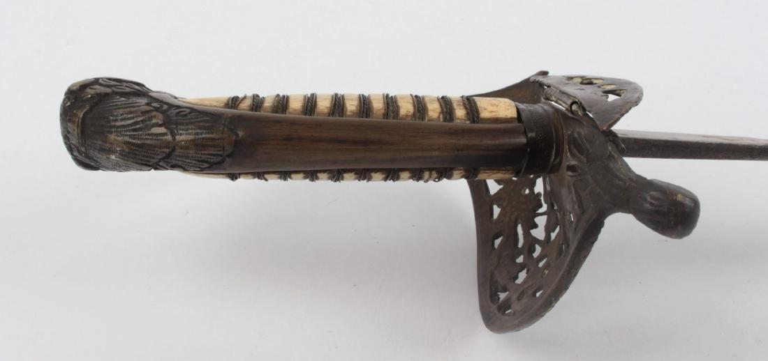A Sword of Turkish High Rank Navy Officer - 5