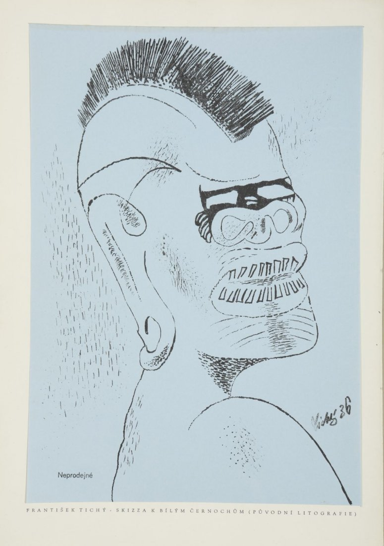 Tichy Frantisek (1896 - 1961, Czech)