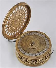 Travel Renaissance astronomical clock