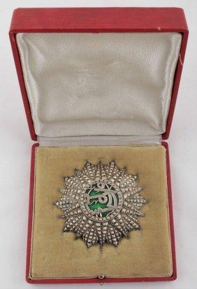 Nichan Iftikhar Order In Silver