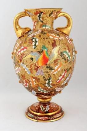 Luxusni vaza Moser