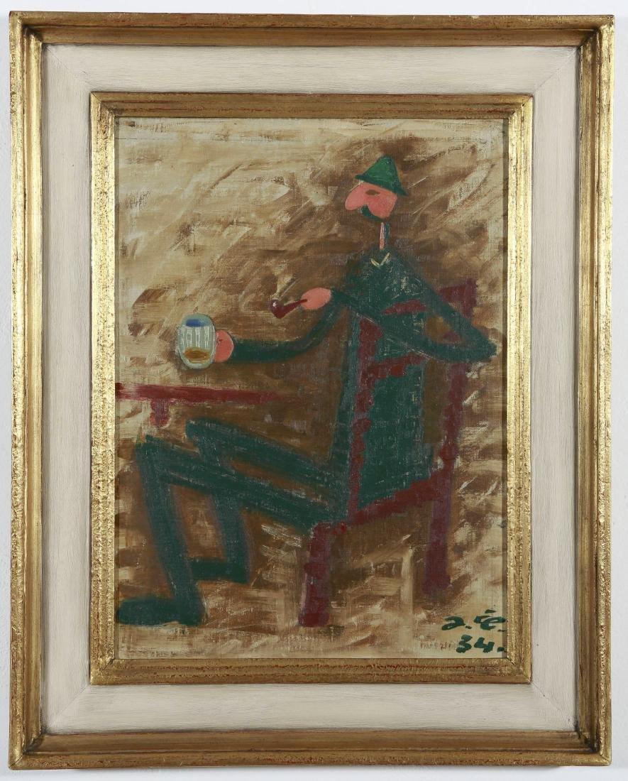 Capek Josef (Czech, 1887 -1945)