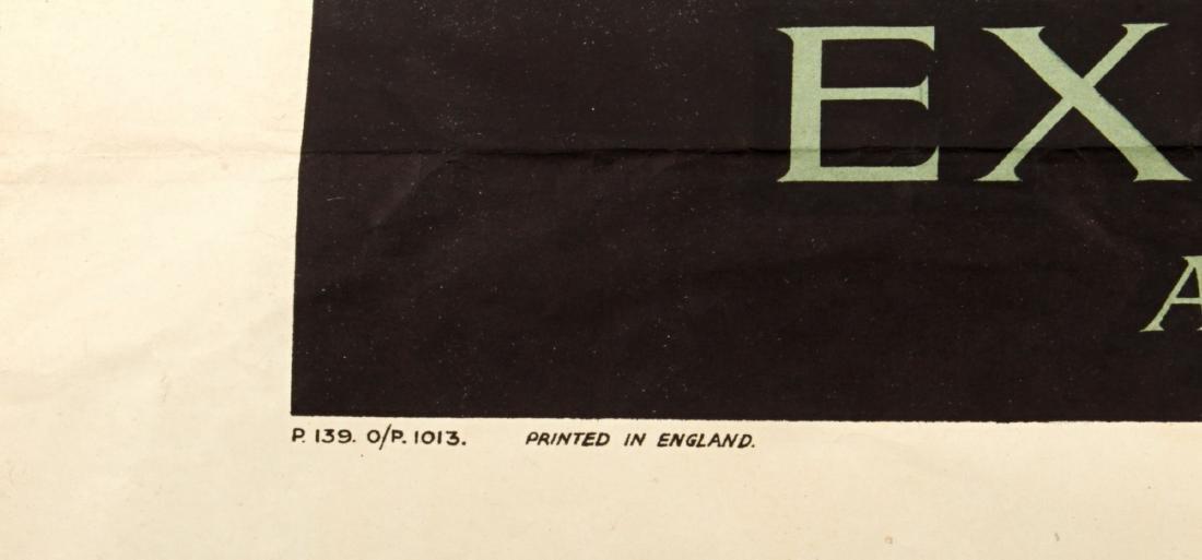 Poster British Empire Exhibition - 3