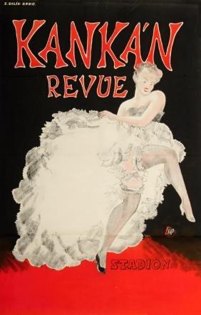 Poster Kankan Revue
