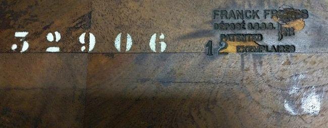 Maison Franck Oval Inlaid Art Deco Coffee Table - 3