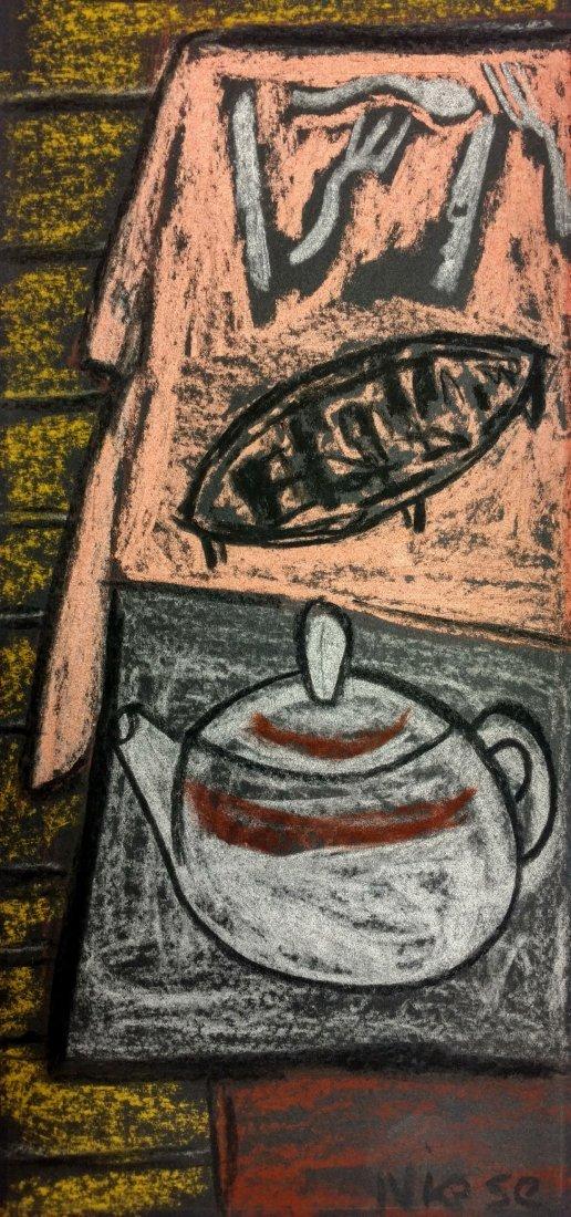 Henry Niese Abstract Interior Still Life