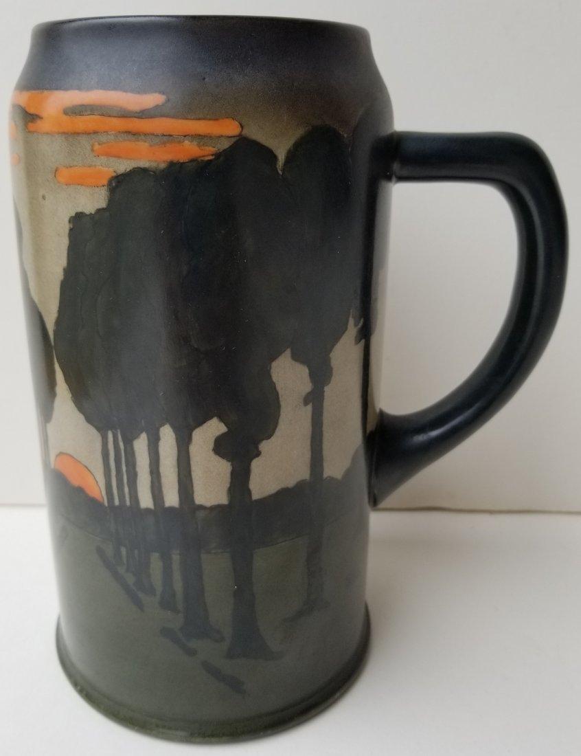 Antique Lenox Belleek Arts And Crafts Mug