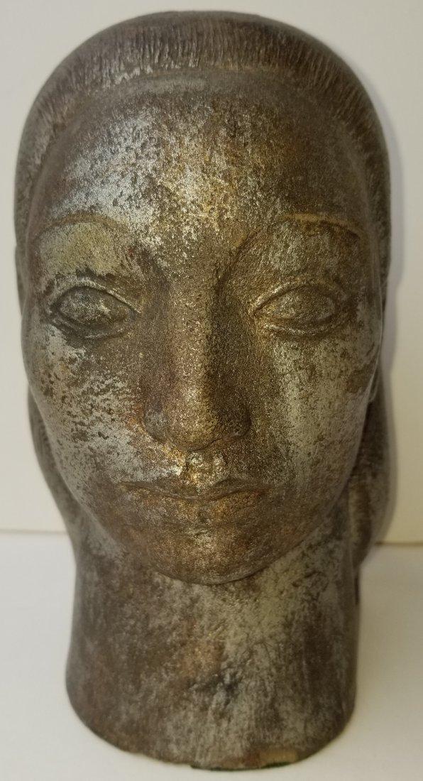 Clara Fasano Art Deco Pottery Sculpture
