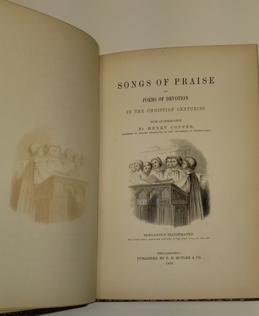 Songs of Praise 1866