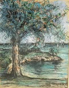 Philip Severin Larchmont Westchester Landscape