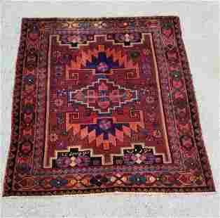 Signed Geometric Persian Carpet