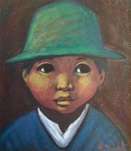 Aziet Illeg Sig Child South Central America