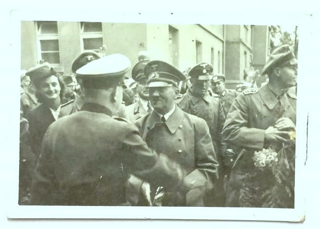 Period German WWII High Command Photograph 1 of 2
