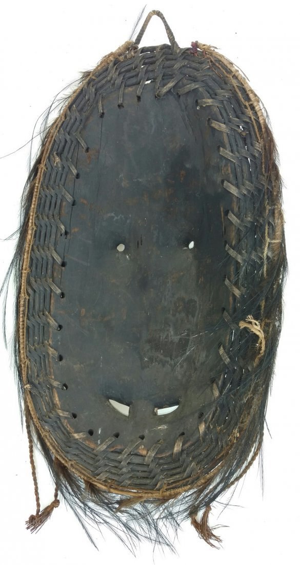 Painted Mask Clinton Collection African Tribal Art - 2