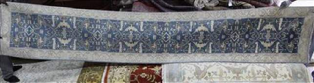 Oushak rug, 2.7 x 14