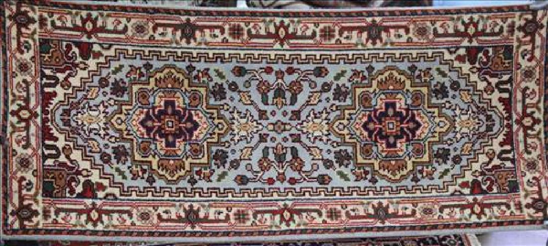 Serapi rug, 2.6 x 6.1