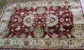 Fine Mahal rug, 6.2 x 9