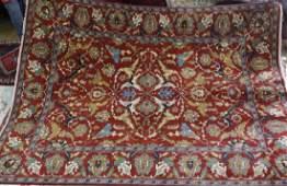 Fine Mahal rug, 8.2 x 10