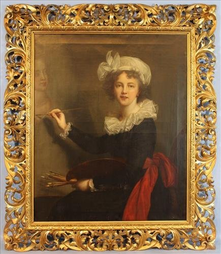 Very Important early 19th Century Portrait