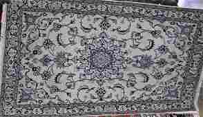 Semi Persian Nahin rug 42 x 7