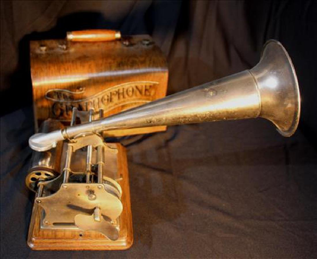 Graphophone dated March 20, 1897